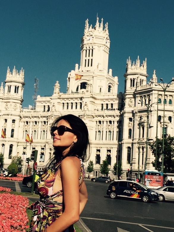 Prefeitura de Madri.