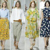 Moda Primavera Verão 2015 na Europa