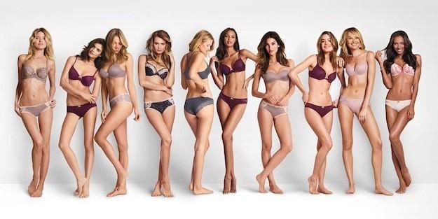 Campanha The Body Perfect