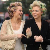 Moda: Sair na Rua com Bobes no Cabelo