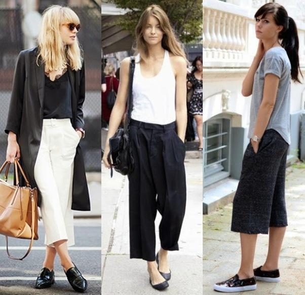 como usar pantacourt pantalona curta pantalona cropped com oxford tenis sapatilha